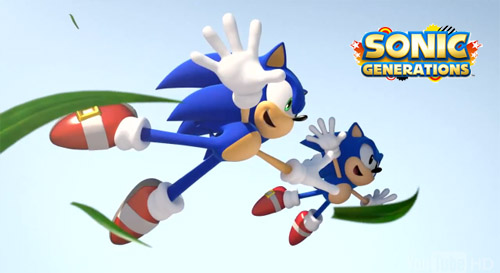 Sonic Vision iPhone App - Sonic Generations